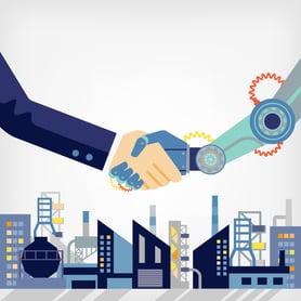 human_shakes_robot